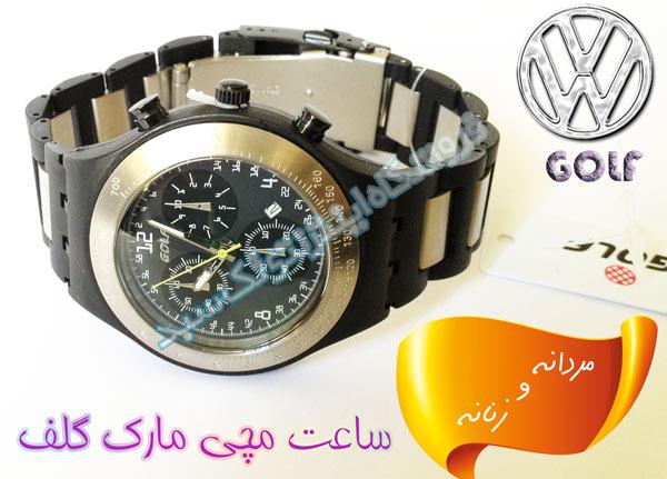 فروش ساعت مچی مردانه گلف