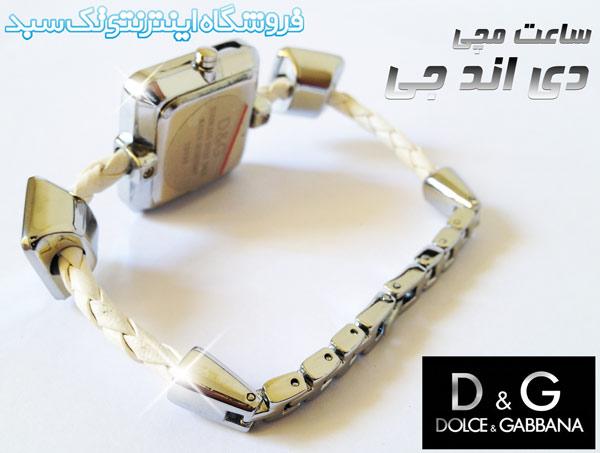 ساعت مچی D&G زنانه